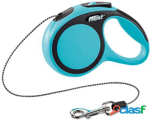 Flexi Correa New Comfort M Cordón Azul