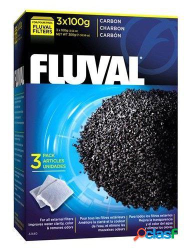 Fluval Premium Carbón 300 GR