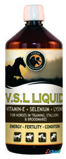 Foran suplemento líquido para caballos de Vitamina E,