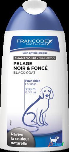 Francodex Champu Pelo Negro 250 ml