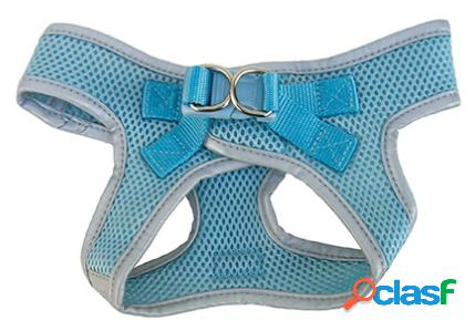 Freedog Arnés Soft Azul Para Perros 20-35 cm