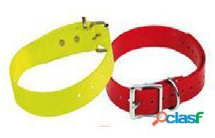 Freedog Collar caza amarillo 2,5 x 60