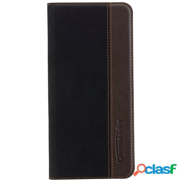 Funda Commander para Samsung Galaxy S8 plus - Tipo Libro -