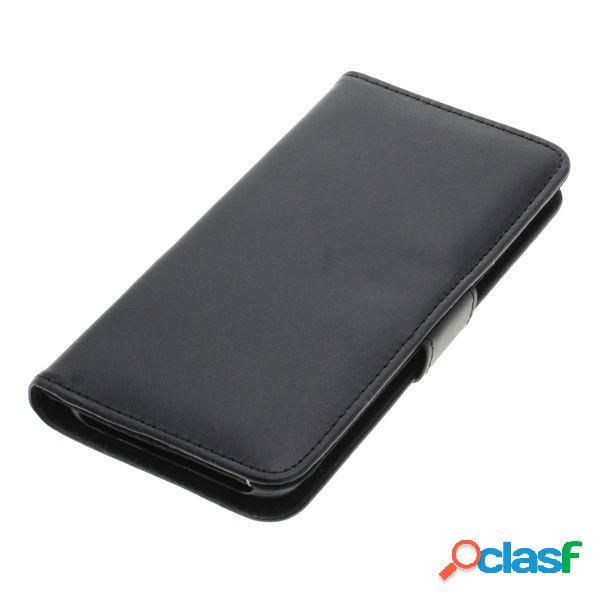 Funda tipo libro para Samsung Galaxy S8, negro