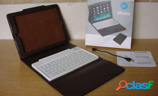 Funda universal para tablets de 10 pulgadas bluetooth