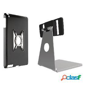 Funda y soporte ajustable 3 en 1 para ipad air