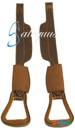 Galequus Acion Estribo Australiana para caballos