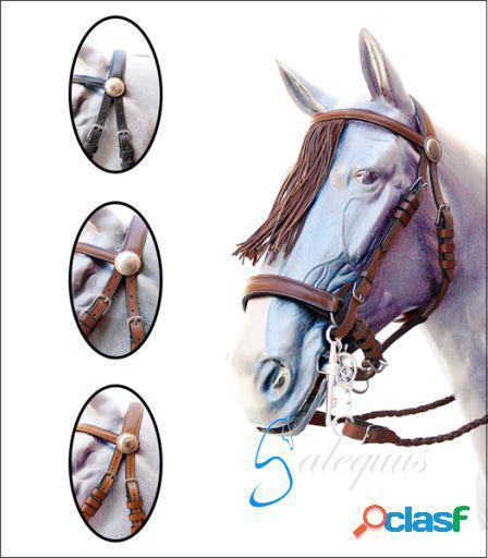 Galequus Cabezada Arzuana con Riendas Cob para caballos