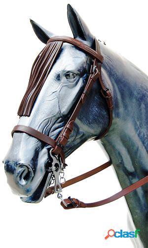 Galequus Cabezada Vaquera con Ahogadero para caballos