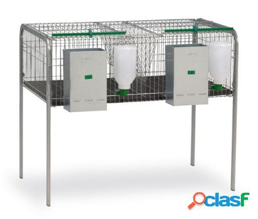 Gaun Jaula Conejos modelo Baracaldo 2 Departamentos
