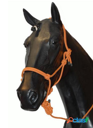 Gómez Cabezada cuerda nylon nudos con ramal negro full