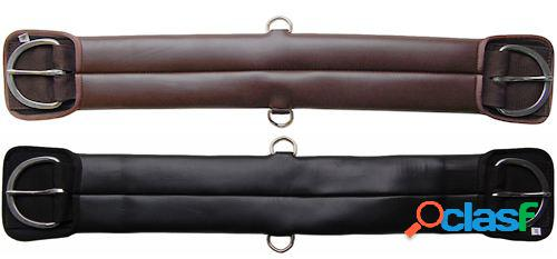 Gómez Cincha Western Neopreno Inoxidable F600 65 Cm Marrón