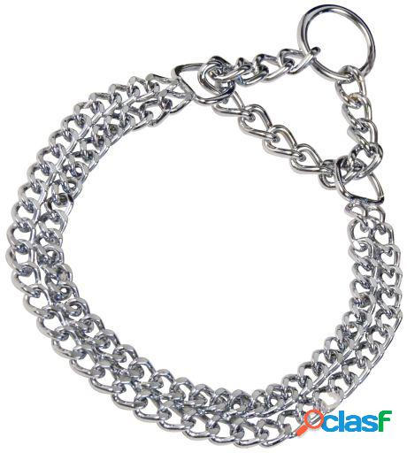 HS Sprenger Collar Doble Acero Cromado 35 Cm