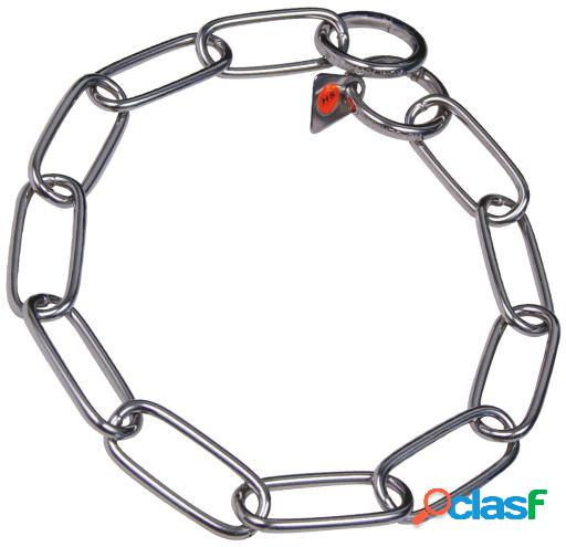 HS Sprenger Collar Eslabon Medio 3 Mm Acero Inoxidable 58 Cm