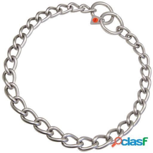 HS Sprenger Collar Eslabon retorcido acero inoxidable 65x0.2
