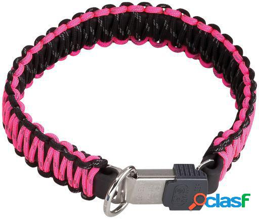 HS Sprenger Collar Paracord limited edition lock coral 60 cm