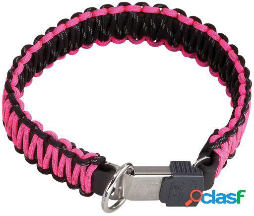 HS Sprenger Collar de Paracaidista Cierre Lock Rosa 50 cm