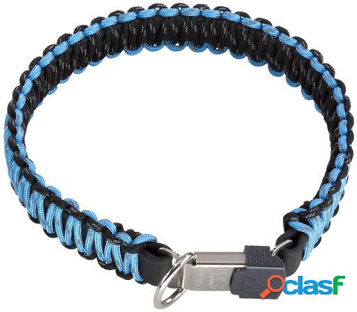 HS Sprenger Collar hs paracaidista cierre lock azul 35 cm