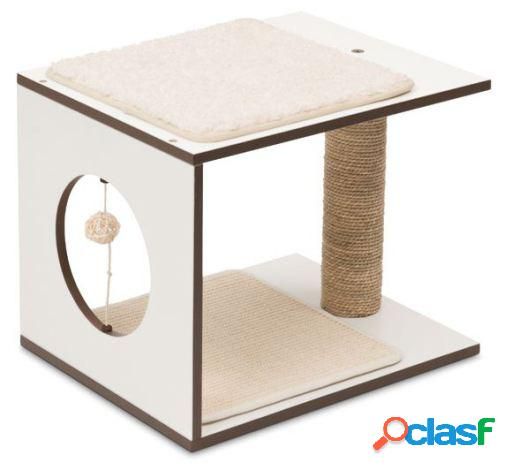 Hagen Mueble taburete rascador para gatos v-stool vesper