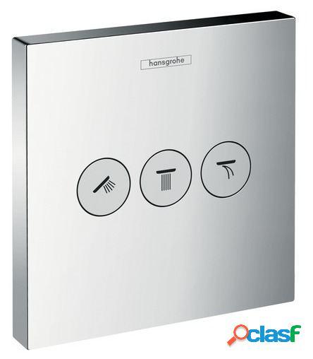 Hansgrohe Llave de paso con 3 valvulas ShowerSelect