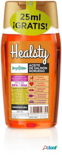 Healsty Aceite De Salmón 225 mililitros 225 ml