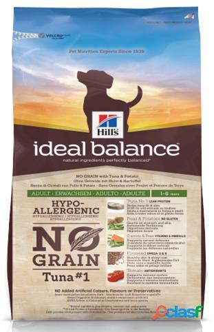 Hill's IB canine adult no grain con atún y patata 12 KG