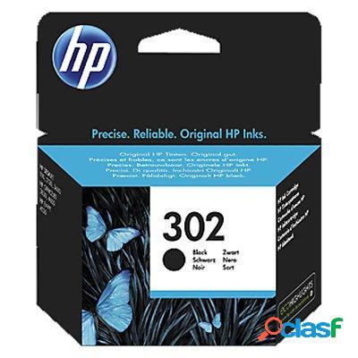 Hp 302 F6U66Ae cartucho negro Officejet 3830, original de la