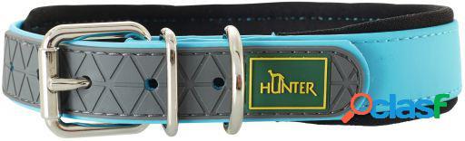 Hunter Collar Convenience para perros color Turquesa T-35