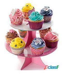 Ibili Soporte Para Cup Cake 10/12