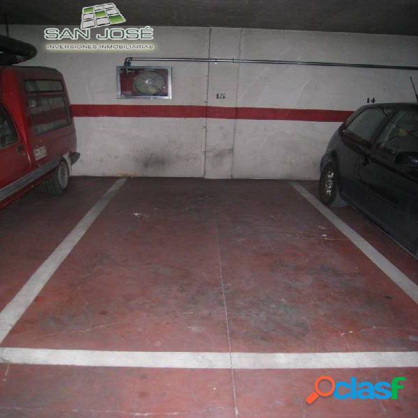 Inmobiliaria San Jose Vende plaza de garaje en Aspe Alicante