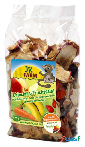 Jr Farm Snacks Ensalada de Frutas Chinchillas 125 GR