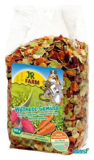 Jr Farm Snacks Wellness Verduras 600 GR