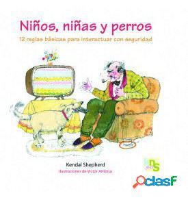 KNS Ediciones Niños, Niñas Y Perros