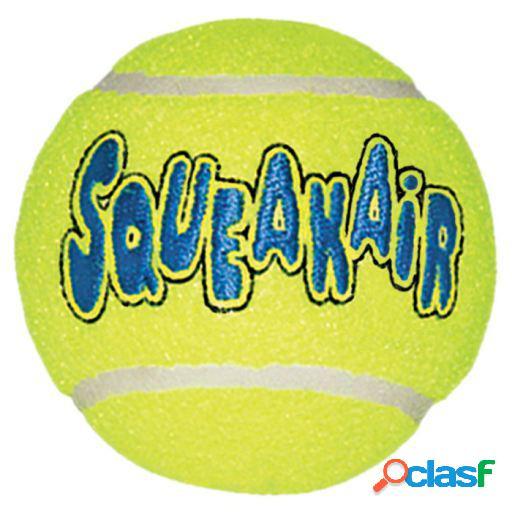 KONG Air Kong Squeaker Tennis Pelota Grande X2 L