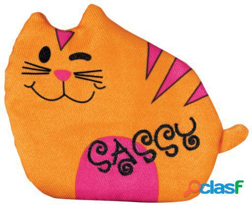 KONG Cat Refillables Purrsonality Sassy para Gatos 6 GR