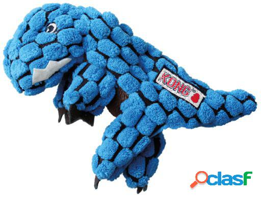 KONG Dynos T-Rex Blue para Perros 28 GR