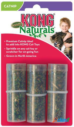 KONG Premium North American Catnip Refillable Tube para