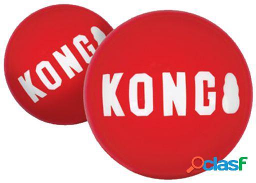 KONG Signature Balls Bulk para Perros 65 GR