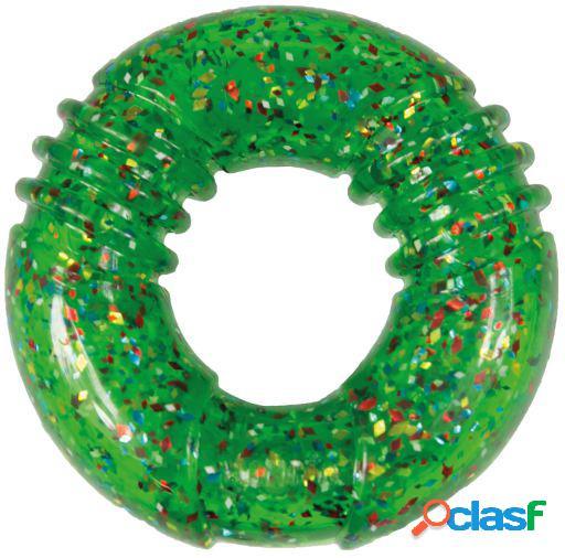 KONG Squeezz Confetti Ring para Perros 204 gr