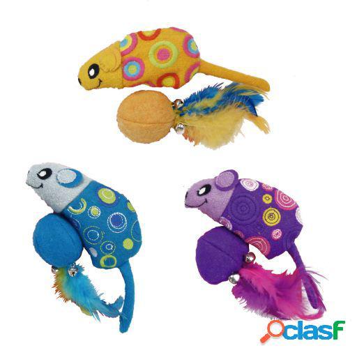 KONG Tropics Mouse Ball Pack