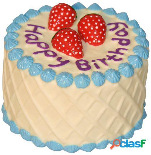 Kerbl Juguete Torta de Cumpleaños 90 GR