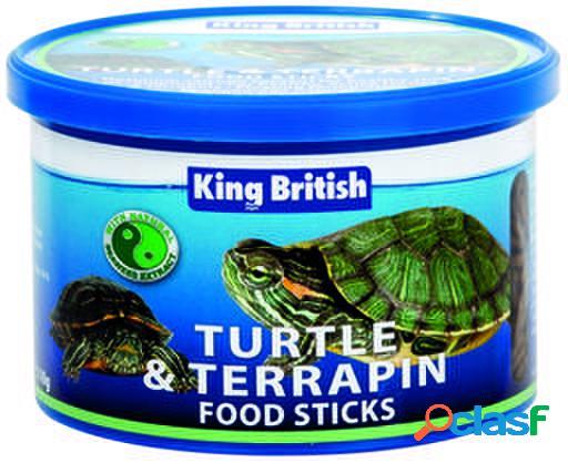 King British Comida para Tortugas con IHB 110 GR