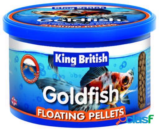 King British Goldfish Floating Food Sticks (With IHB) 75 GR