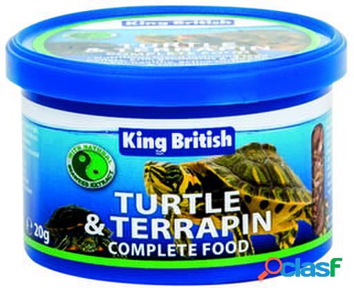 King British Turtle and Terrapin Food 200 GR
