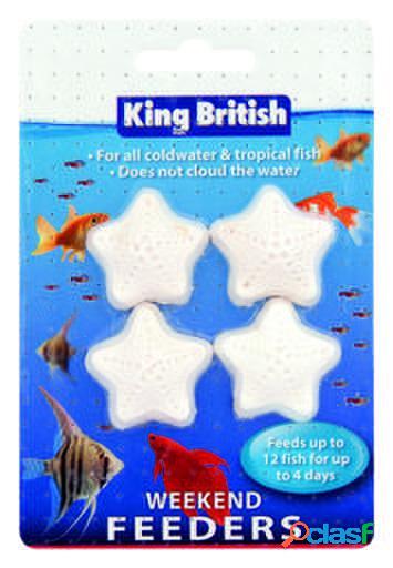 King British Weekend Feeders