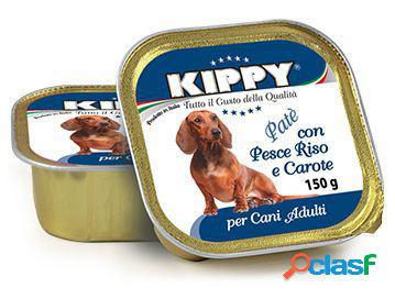 Kippy Pate Pescado con Arroz y Zanahoria 150 GR