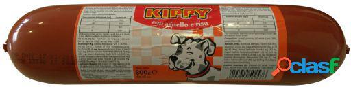 Kippy Salchicha de Cordero con Arroz 0.8 Kg
