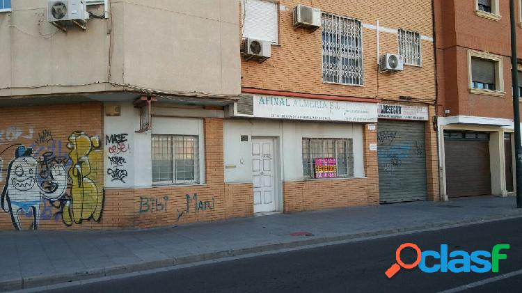 LOCAL COMERCIAL CTRA. SIERRA ALHAMILLA