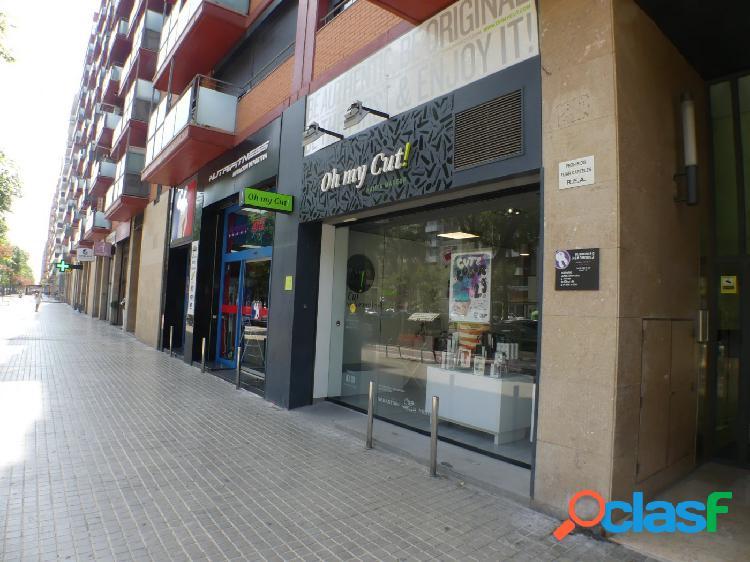 LOCAL COMERCIAL EN LA MEJOR ZONA DE LA AVDA. FRANCIA