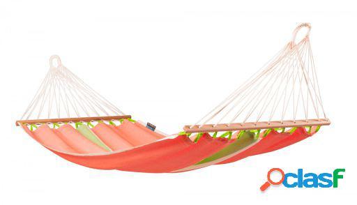 La Siesta Hamaca Individual Con Barra Fruta Mango FRR11-5